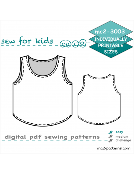 Tank Top for Babies & Toddlers