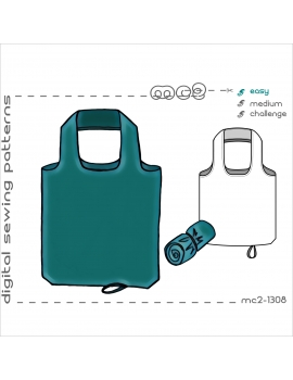 Easy-to-Make Shopping Eco-Bag
